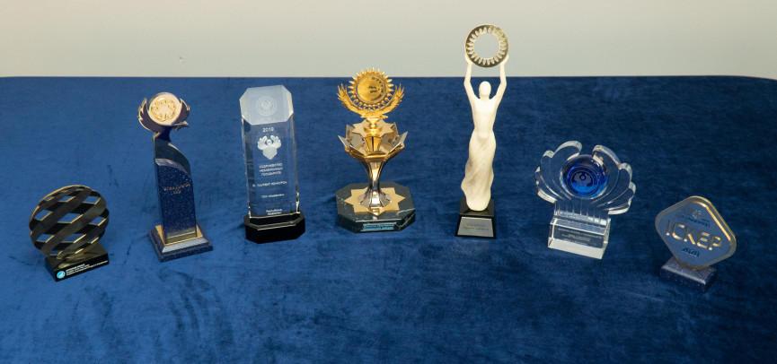«Алтын сапа» сыйлығында Сыр елінің екі кәсіпорны арнайы номинация иеленді